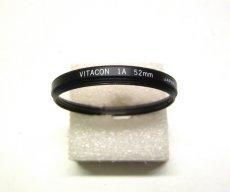 Светофильтр Vitacon 52mm 1A Japan