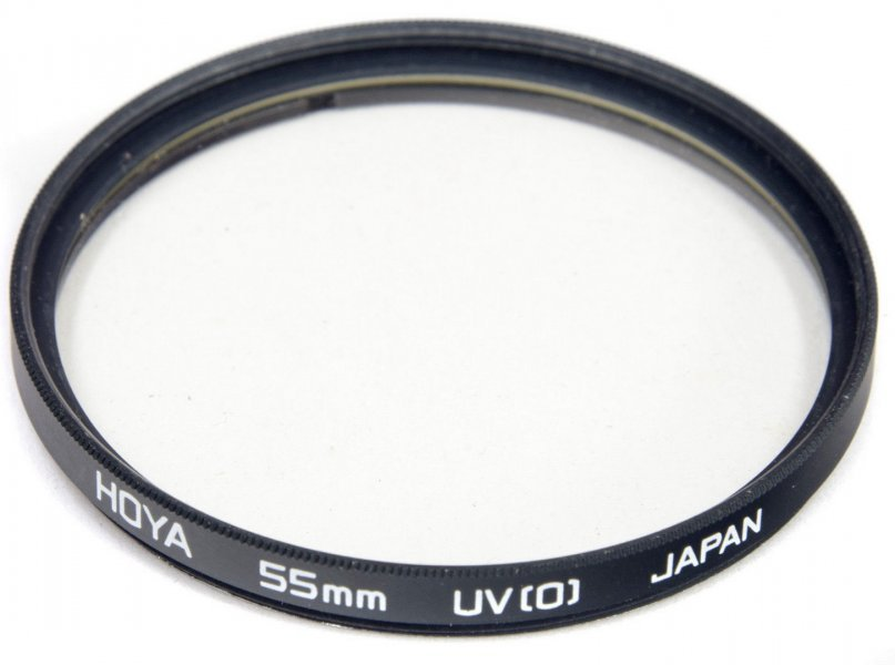 Светофильтр Hoya 55mm UV(0) Japan