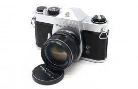 Pentax SL + Super-Takumar 55mm f/1.8
