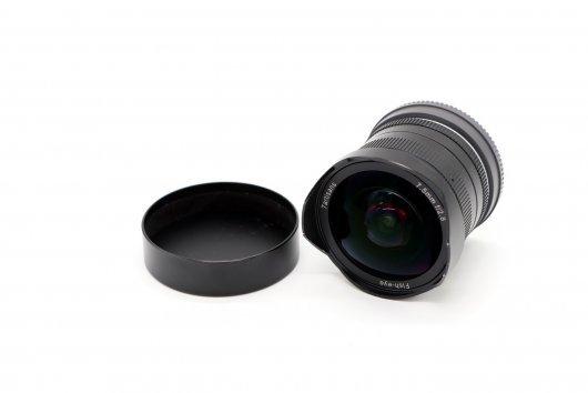 7Artisans 7.5mm f/2.8 Sony E