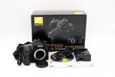 Nikon D7100 body (пробег 21К)