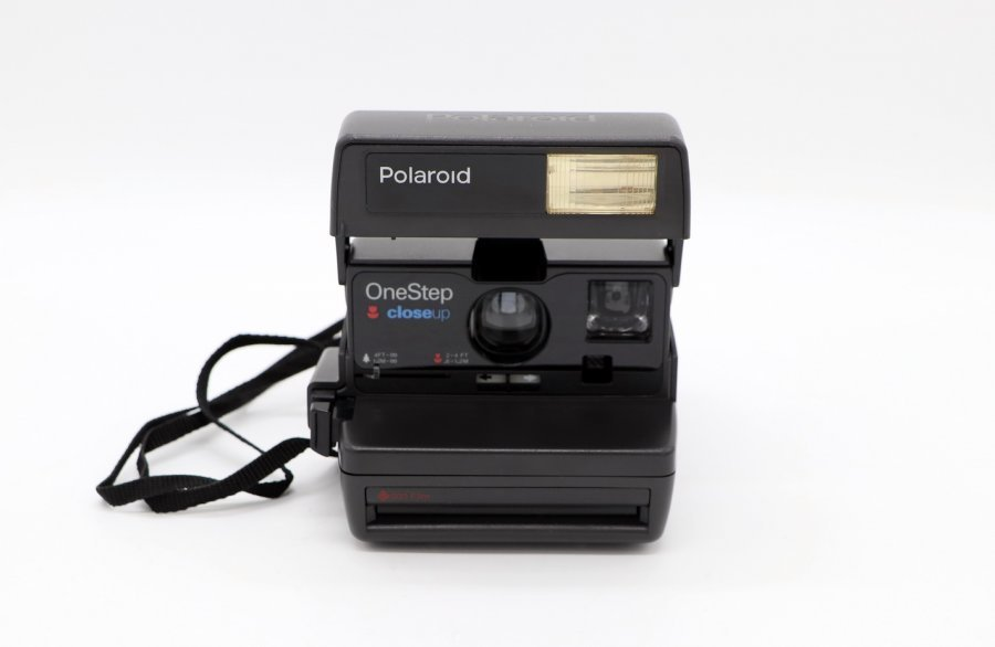 Polaroid OneStep Close up 600 (Made in USA)