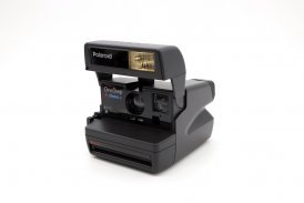 Polaroid OneStep Close up 600 (Made in UK)