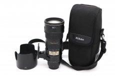 Nikon AF-S VR 70-200mm f/2.8G IF-ED