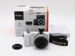 Sony a5000 kit в упаковке