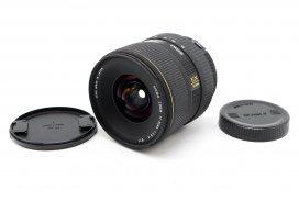 Sigma AF 17-35mm f/2.8-4 DG EX HSM Canon EF