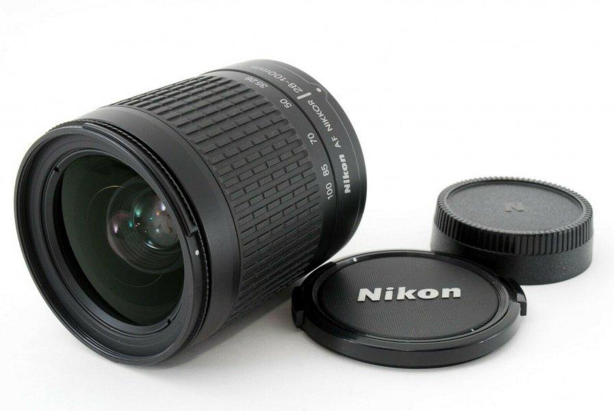 Nikkor AF 28-100mm 3.5-5.6G Nikon