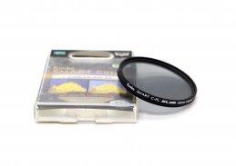 Светофильтр Kenko Smart C-PL SLIM 58mm
