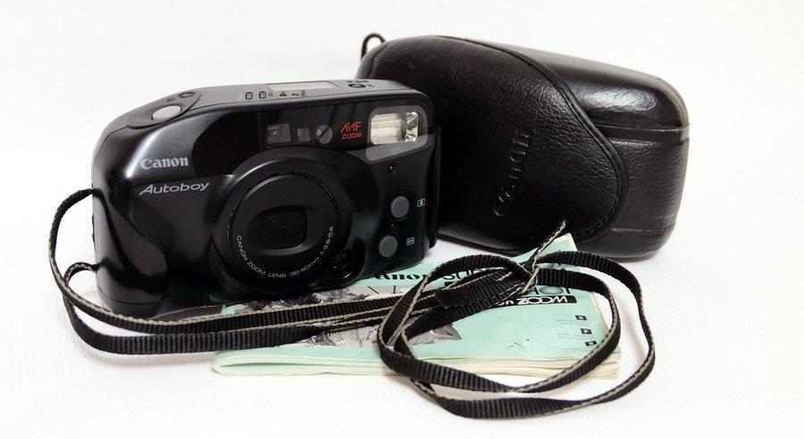 Canon New Autoboy (Japan, 1989г.)