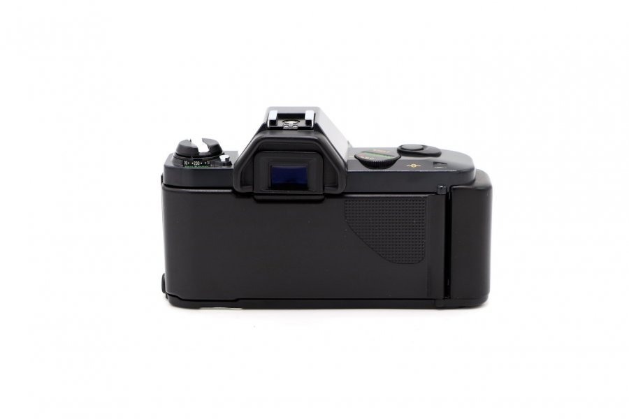 Canon T50 kit zoom (Japan, 1983)