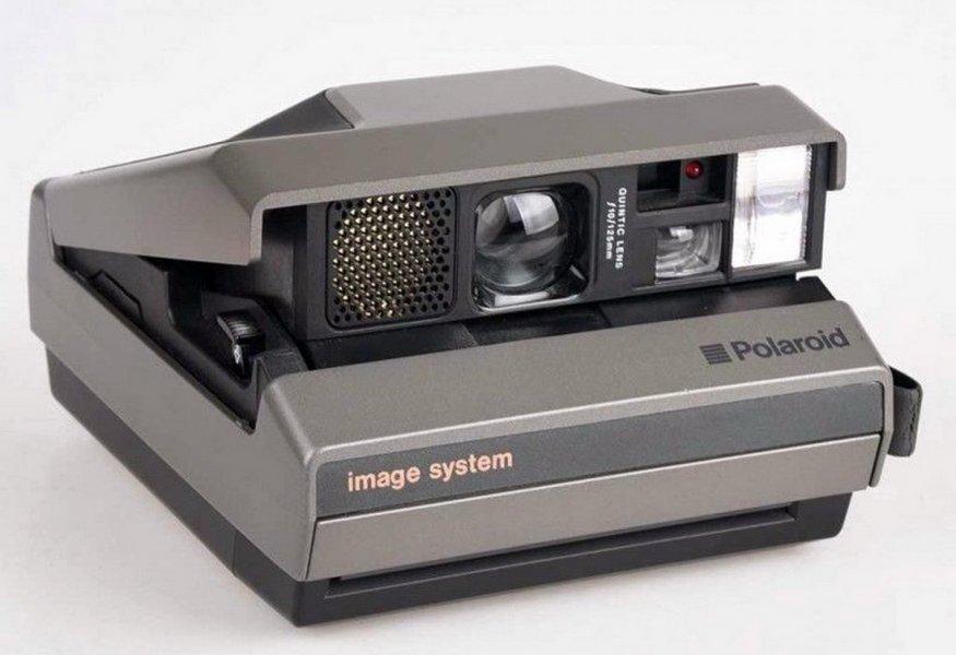 Polaroid Image system (UK, 1987)
