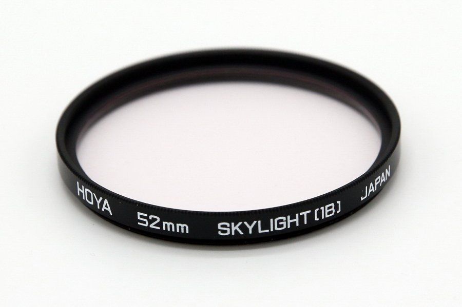 Светофильтр Hoya 52mm Skylight (1В) Japan