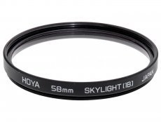 Светофильтр Hoya 58mm Skylight (1В) Japan