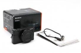 Sony Cyber-shot DSC-RX100M6 в упаковке