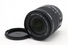 Canon EF-S 18-55mm 4-5.6 IS STM