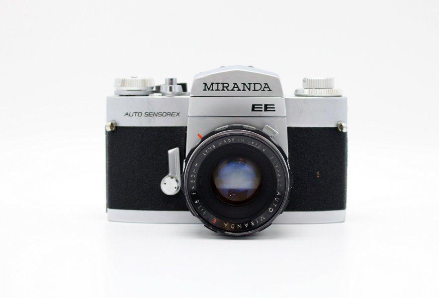 Miranda EE Auto sensorex (Japan, 1971)