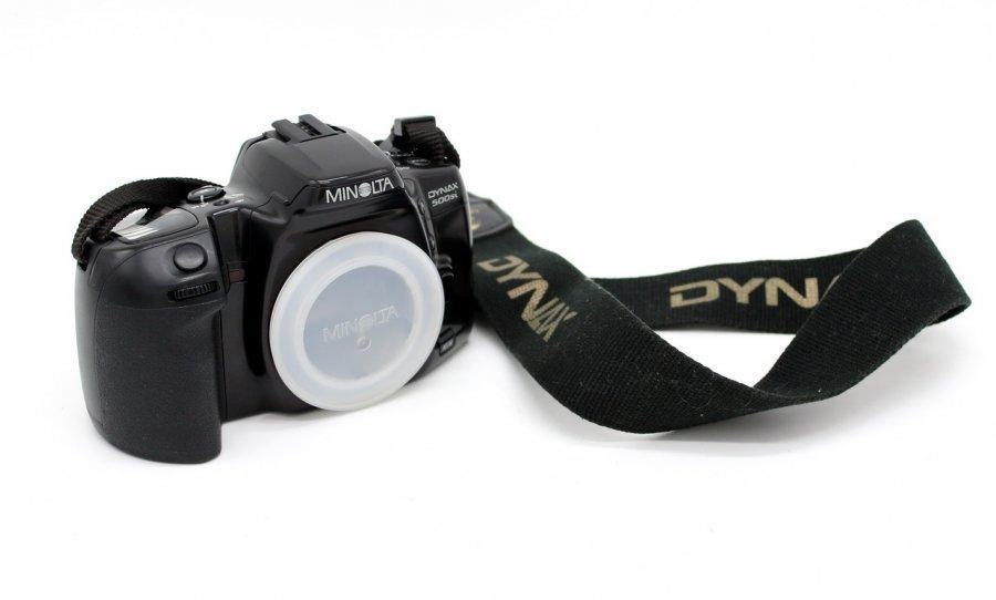Minolta Dynax 500si body (Japan, 2001)