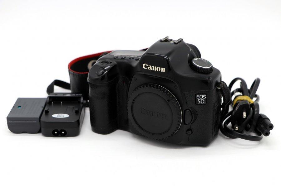 Canon EOS 5D body