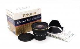 Tokina AF 17mm f/3.5 AT-X PRO (Japan, 2002)