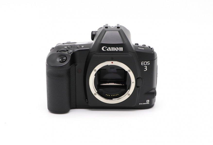 Canon EOS 3 body (Japan, 2006)