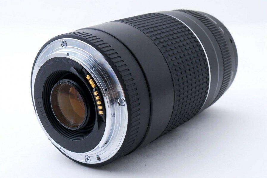 Canon EF 75-300mm 4-5.6 III