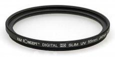 Светофильтр K/F Concept digital HD slim UV 55mm Japan