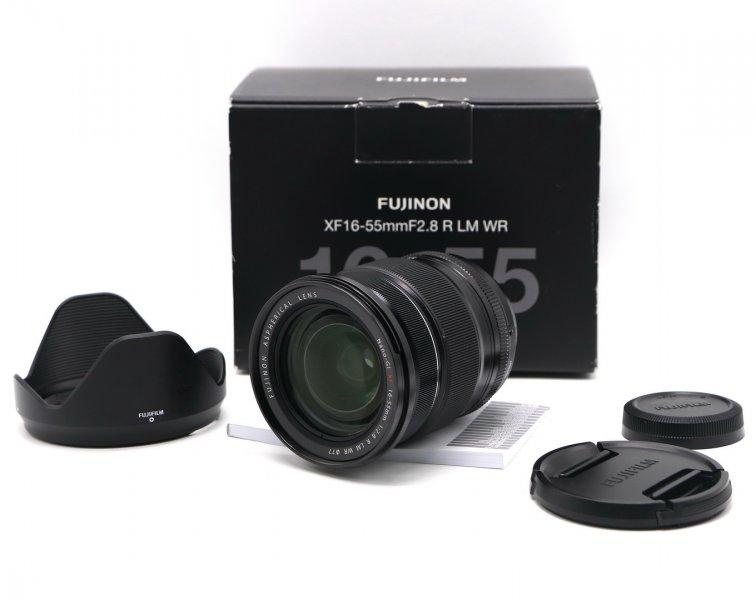 Fujifilm XF 16-55mm f/2.8 R LM WR X-Mount новый