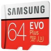 Карта памяти Samsung 64 Evo Plus Micro SD