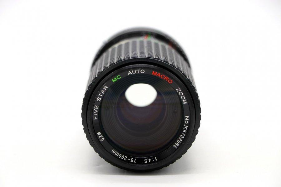 Five Star MC 75-200mm f/4.5