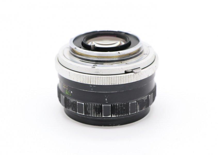 Minolta MC Rokkor 55mm f/1.7