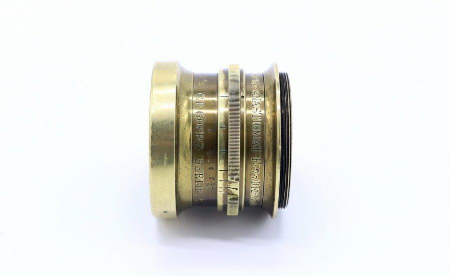 Doppel Anastigmat C.P.Goerz Berlin Serie III №5 F=270mm F:7.7
