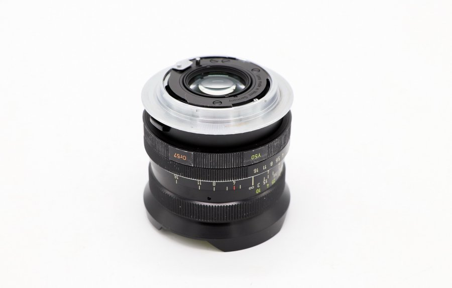 F-Distagon Carl Zeiss 2.8/16 HFT for Canon EF
