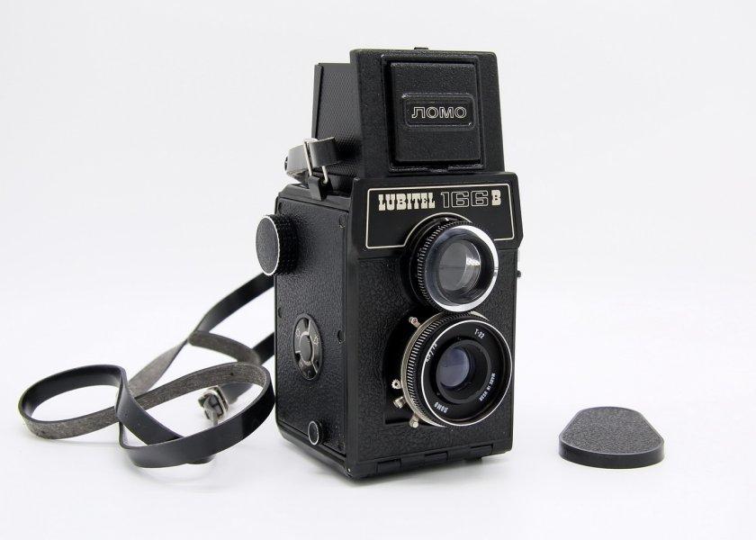 Любитель 166В в упаковке (СССР, 1982)