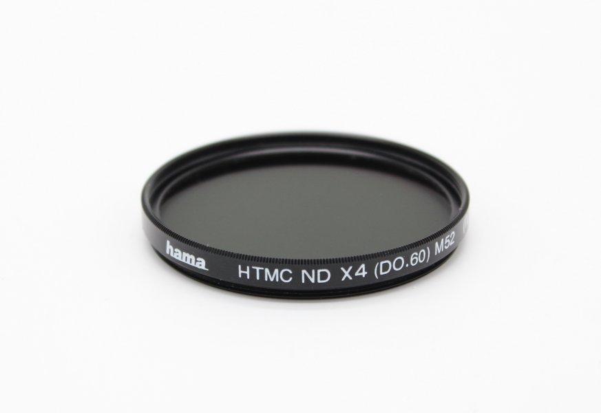 Светофильтр Hama 52mm HTMC ND X4 (DO.60) (IV)