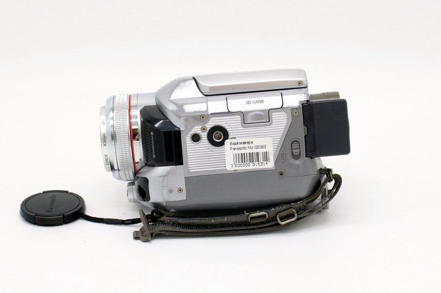 Видеокамера Panasonic NV-GS500 (Japan)