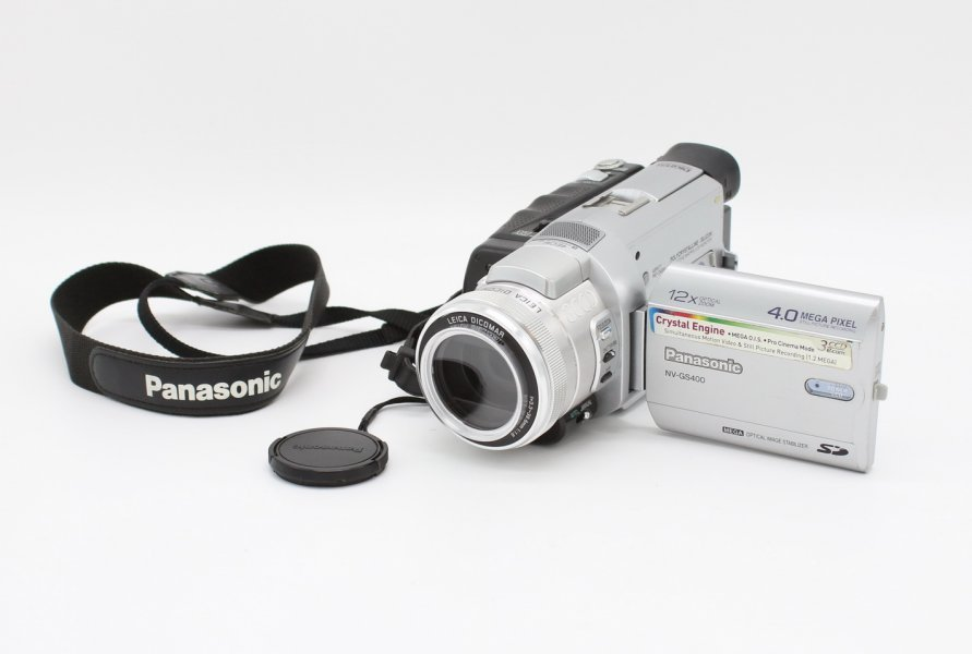 Видеокамера Panasonic NV-GS400 (Japan)