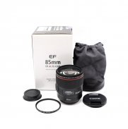 Canon EF 85mm f/1.4L IS USM new