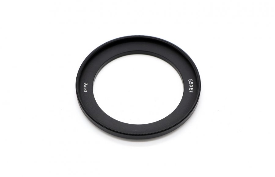 Adapter 55mm - 67mm