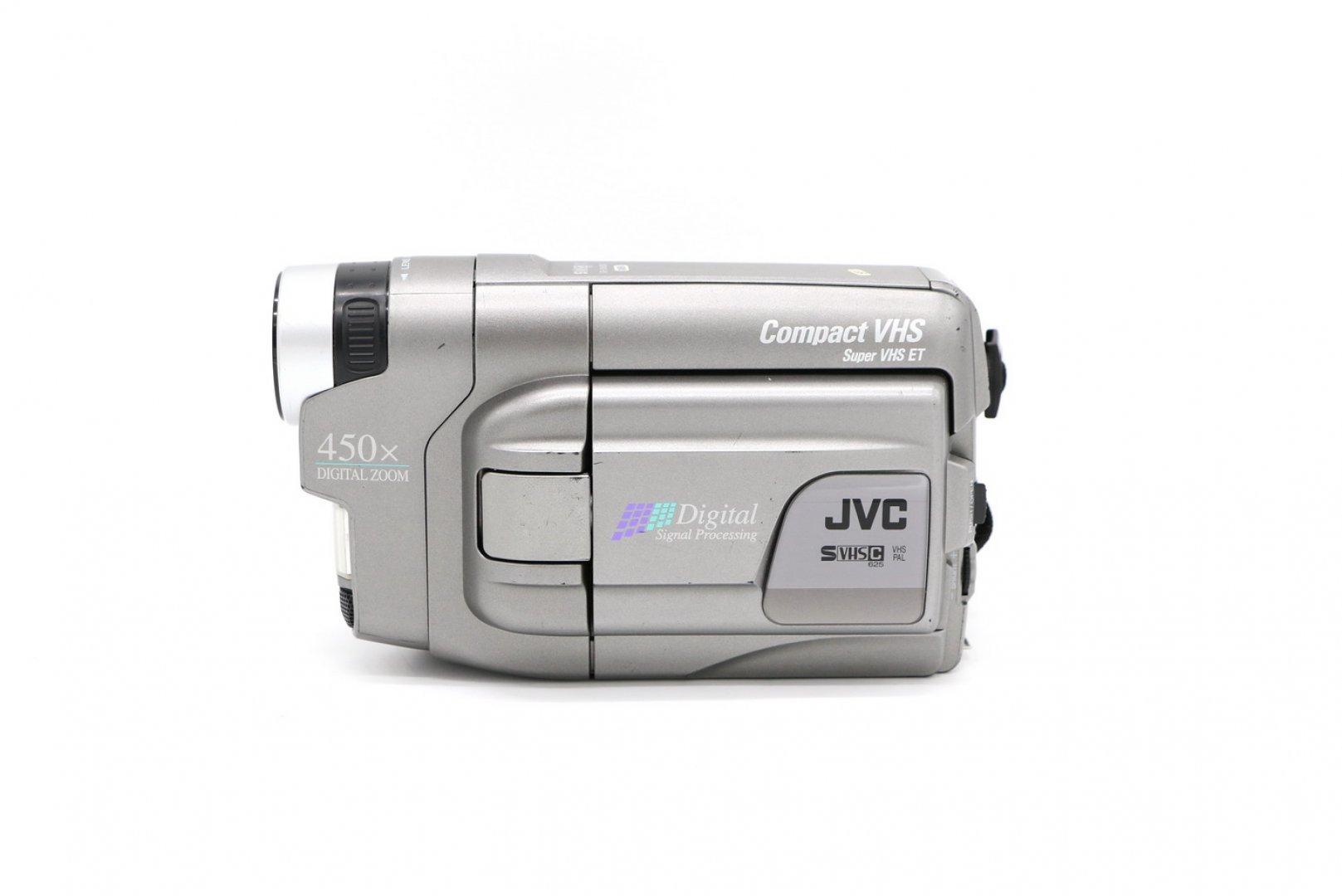 NEW DRIVERS: JVC GR D53AA
