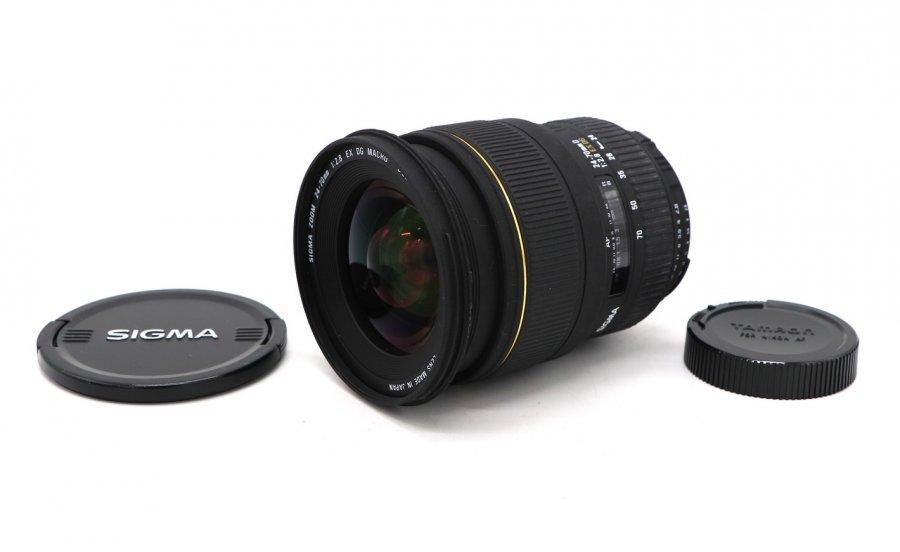 Sigma AF 24-70mm f/2.8 EX DG MACRO Canon EF
