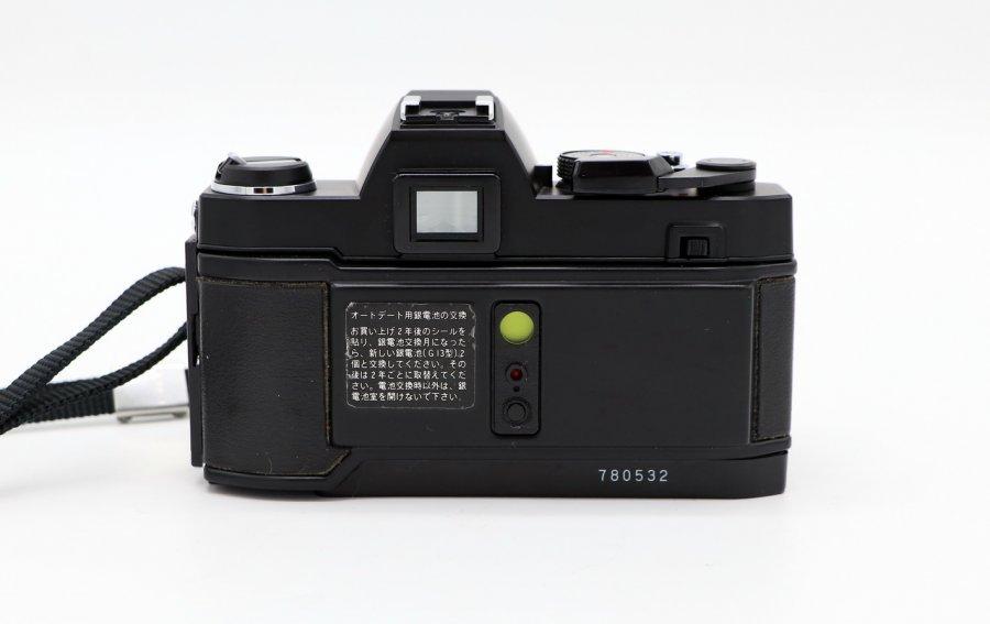 Konica Acom-1 kit (Japan, 1980)