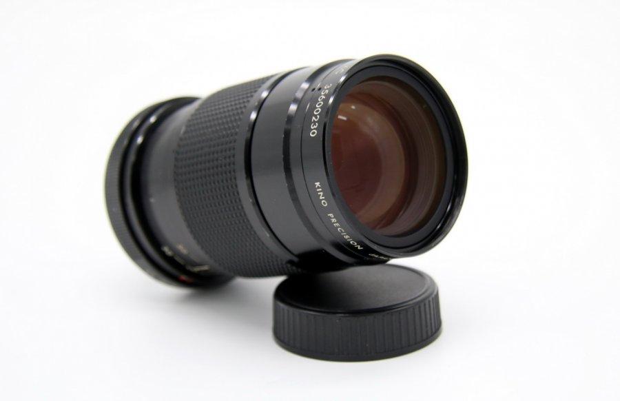 Kiron МС 30-80mm f/3.5-4.5 (Japan, 1983)