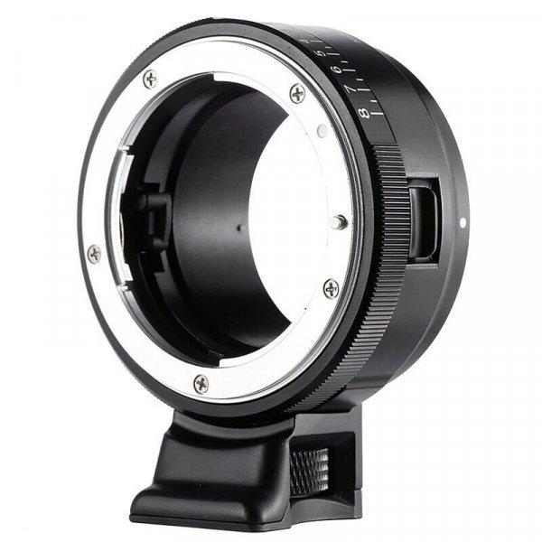 Adapter Nikon F - Sony Nex / Sony E с упр диафрагмой