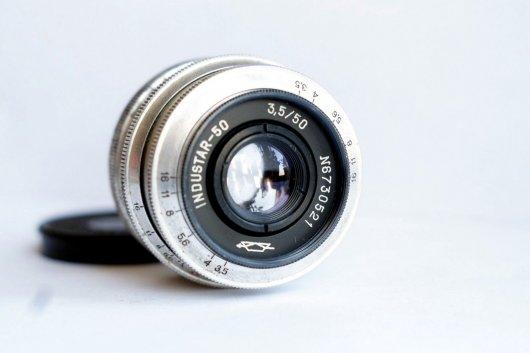 Индустар-50 3,5/50 дальномер (КМЗ, 1966г.)