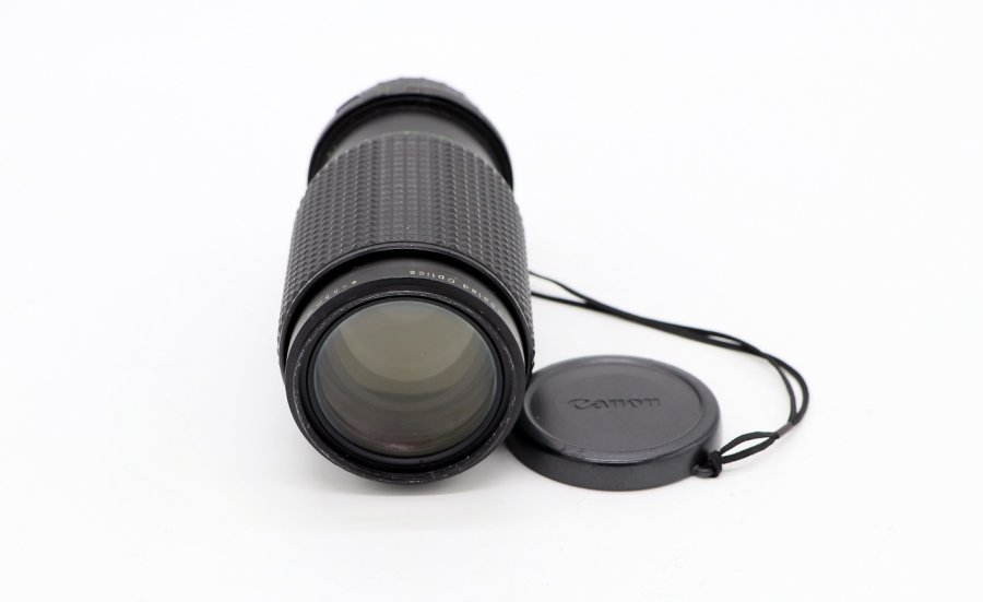 JCPenney 80-200mm f/4.5 Multi-Coated Optics