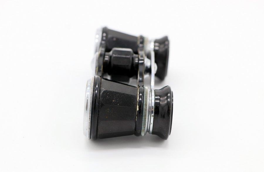 Бинокль театральный 2,5х24-65 черный