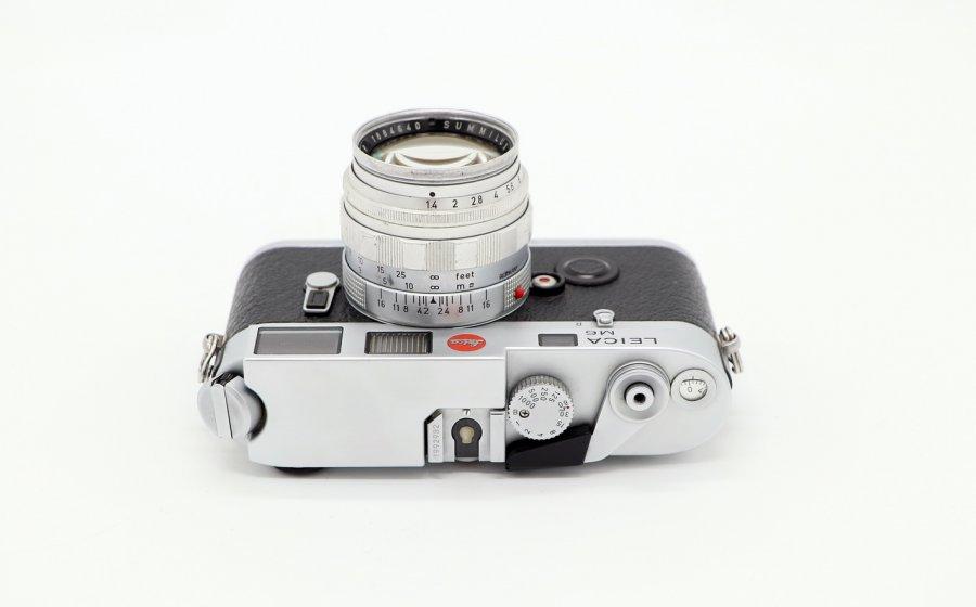 Leica M6 kit Summilux 1.4/50 Leitz Wetzlar
