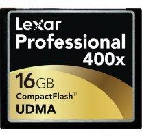 Compact Flash Lexar Professional 400x 16GB