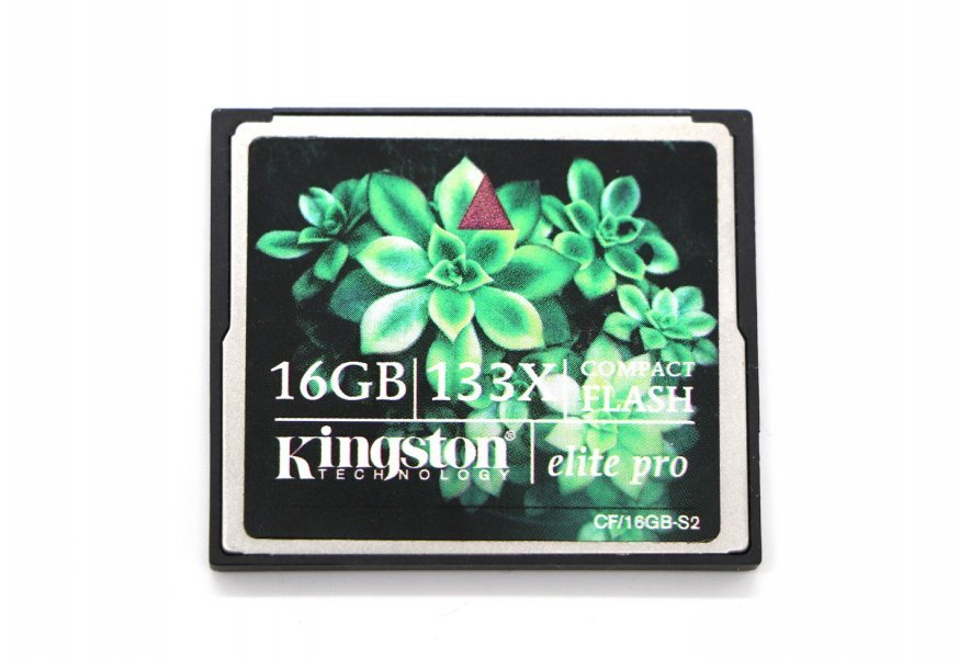 Compact Flash Kingston 16GB ultimate 600x