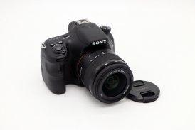 Sony A58 kit (пробег 1,8К кадров)